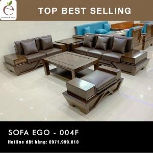 SOFA  GỖ SERIES EGO-004F
