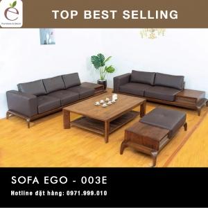 SOFA  GỖ SERIES EGO-003E