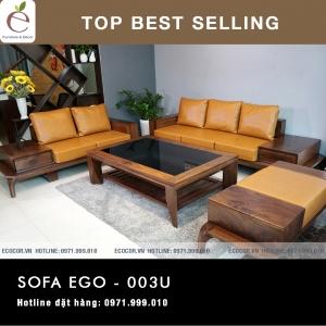SOFA  GỖ SERIES EGO-003U
