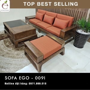 SOFA  GỖ SERIES EGO-009I