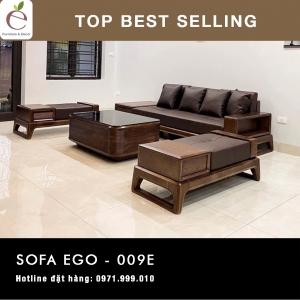 SOFA  GỖ SERIES EGO-009E