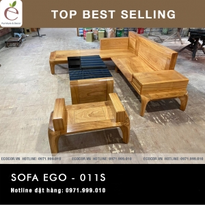 SOFA  GỖ SERIES EGO-011S