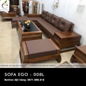 SOFA  GỖ SERIES EGO-008L