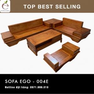 SOFA  GỖ SERIES EGO-004E